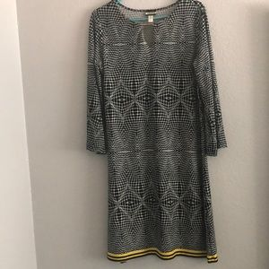 Nice geometrical dress